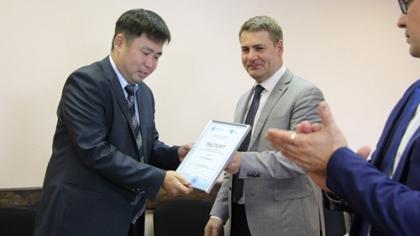 Тувинские энергетики готовность к зиме закрепили паспортом