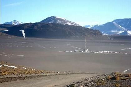 В Чили введена в  эксплуатацию  первая в  Южной  Америке  ГеоТЭС мощностью 48 МВт