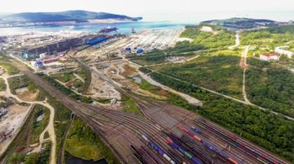 РЖД присоединит Третью очередь Восточного Порта к Транссибу