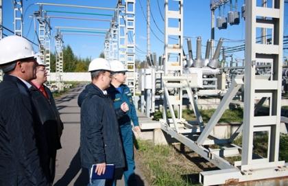 Энергообъекты филиала Удмуртэнерго готовы к зиме