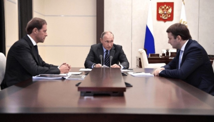 Урожай внынешнем году побьет прошлые рекорды— Путин