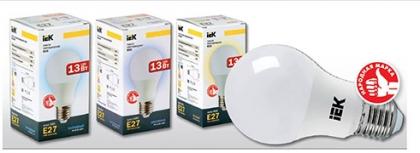 Расширен ассортимент светодиодных ламп ЕСО IEK