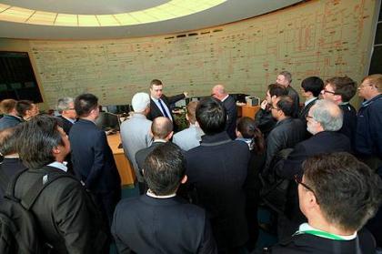 Системный оператор организовал технический визит участников международного коллоквиума СИГРЭ в главный диспетчерский центр ЕЭС