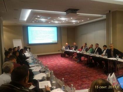 Заседание комитета по светотехнике РАЭК
