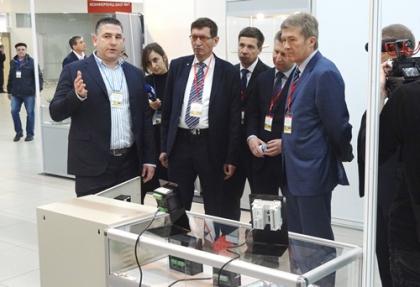 МРСК Урала выступила партнером 20-й межрегиональной выставки Энергетика. Городское хозяйство-2017, которая открылась в Перми