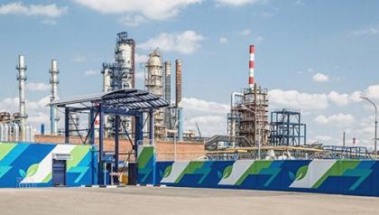 МНПЗ передал Московской области новую мобильную эколабораторию
