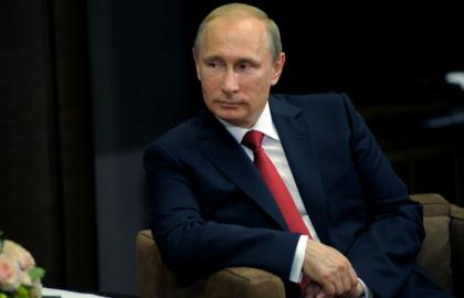 Владимир Путин примет участие в Российской энергетической неделе