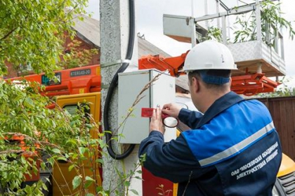 Более 2,5 тыс. случаев хищения электроэнергии обнаружено в столичном регионе с начала года