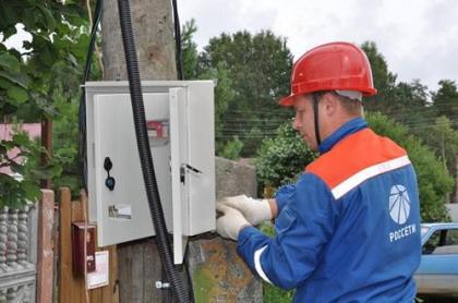 Филиал Кировэнерго установил 1440 выносных приборов учета электроэнергии