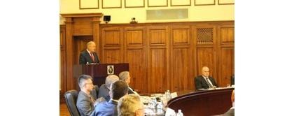 Генеральный директор ДРСК внес предложения по дальнейшему развитию электросетевого комплекса Дальнего Востока