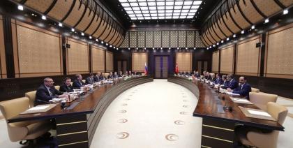 Александр Новак принял участие в переговорах Президента РФ Владимира Путина с Президентом Турции Реджепом Тайипом Эрдоганом