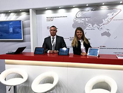 ABB приняла участие в выставке Нева