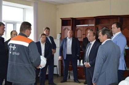 28 сентября филиал Т Плюс принял участие в заседании комитета по промышленности и энергетике городской Думы