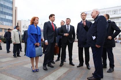 Денис Мантуров: Тамбовская область все больше задействует новые инструменты, предусмотренные Федеральным законом О промышленной политике