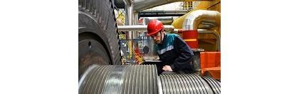На ЭБ-5 НВАЭС впервые в РФ выполнены уникальные работы по модернизации турбины