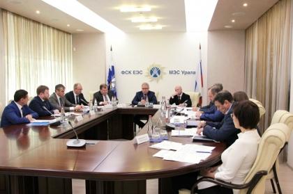 А. Муров проверил готовность МЭС Урала к осенне-зимнему периоду