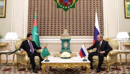 Российская Федерация и Туркменистан подписали договор о стратегическом партнерстве