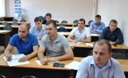 В энергоинституте Кубаньэнерго состоялась очередная сессия Школы подготовки начальников РЭС
