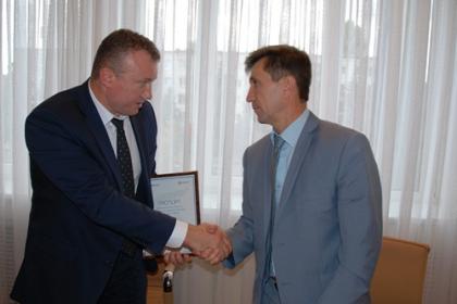Курскэнерго получило  паспорт готовности к работе  в осенне-зимний период