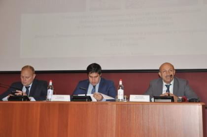 На совещании во Владикавказе дана положительная оценка мероприятиям МРСК Северного Кавказа по подготовке к зиме