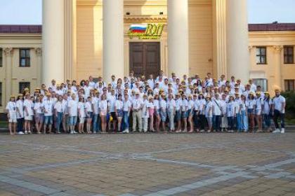 Молодые специалисты Карелэнерго приняли участие в слете Всероссийского электропрофсоюза