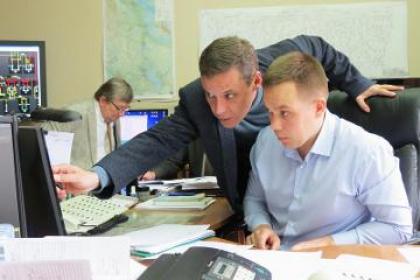 Учебные тренировки обеспечили стопроцентную подготовку персонала Карелэнерго к работе в осенне-зимний период