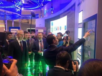 Роман Бердников принял участие в первом Международном форуме по энергоэффективности и развитию энергетики – Российской энергетической неделе