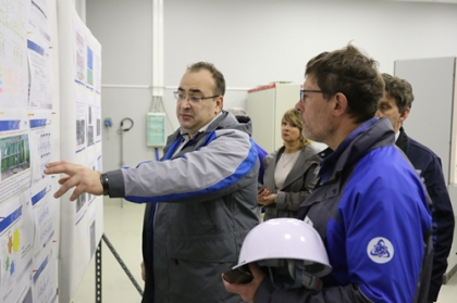 Представители дочерних компаний холдинга ТИТАН-2 приняли участие в обсуждении вопросов внедрения производственной системы ГК Росатом (ПСР)