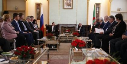 Д. Медведев сегодня вАлжире обсудит торгово-экономическое сотрудничество с управлением страны