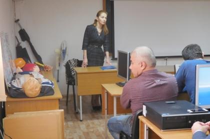 Пожарные проинструктировали персонал филиала МРСК Северного Кавказа – Каббалкэнерго