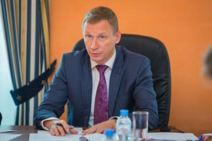 Роман Бердников проинспектировал работу Центрального района Кабельной сети