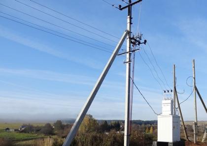 Специалисты Пермэнерго выполнили мероприятия по улучшению качества электроснабжения в сельской территории