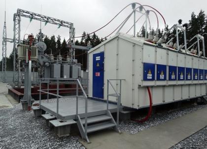 Нижновэнерго отремонтировал одну из ключевых подстанций г.о.г. Бор
