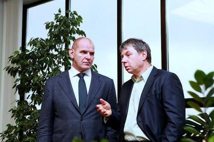 Главный диспетчерский центр Системного оператора посетил член комитета Госдумы по энергетике Александр Карелин