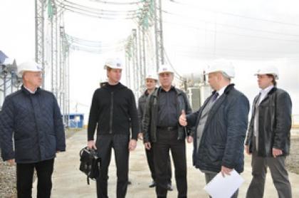 Первый спутниковый комплекс безопасности подстанций внедрило ОАО Кубаньэнерго в Сочи