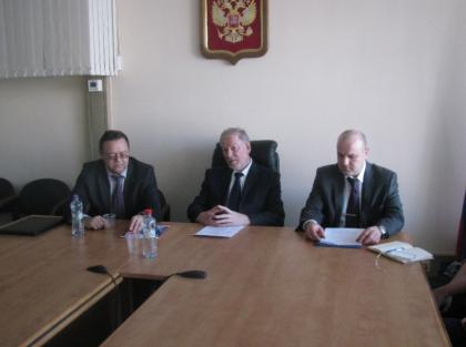 Начало работы секции Кабельная промышленность КС при председателе Комитета энергетики ГД ФС РФ