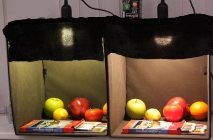Впервые в мире освоено серийное производство LED-ламп с фантастическим индексом цветопередачи, максимально приближенным к солнечному