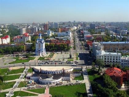 Ростелеком расширяет зону покрытия оптической сети в Хабаровске