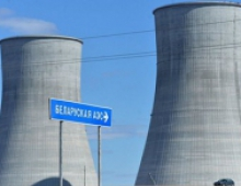 Prestressed cable system in place to protect first unit of Belarusian nuclear power plant