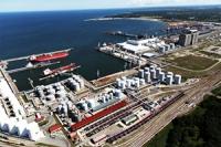 морской международный торговый порт Алят в Азербайджане