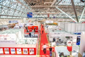 wire Russia 2015 exposition (courtesy of RusCable.Ru)