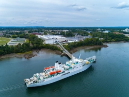 Transpacific Hawaiki Cable load process concludes