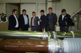 Завод Изолятор, Siemens