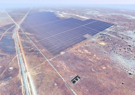 Enel starts constraction if Australia's larges solar PV project