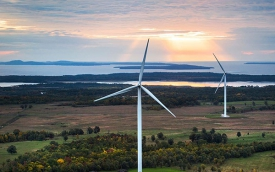 Опубликован анализ участия компаний-производителей в мировом рынке ветровых генераторов в 2019 году