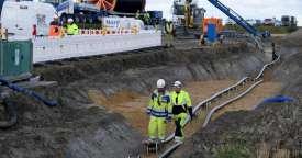 Подписаны контракты общей стоимостью свыше € 1 млрд в рамках реализации проекта сооружения 2 ГВт кабельного соединения A-Nord в Германии