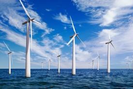 В штате Нью-Джерси (США) планируется построить 7,5 ГВт мощности прибрежной ветровой генерации к 2035 году
