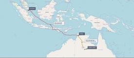 Австралия будет переправлять солнечную энергию в Сингапур по подводному кабелю