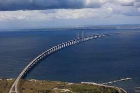 Завершены работы по модернизации подводного трансграничного соединения между Швецией и Данией