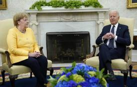 Байден заявил, что США и ФРГ запускают партнерство по энергетике для помощи Украине